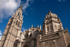 Saint mary´s cathedral Royalty Free Stock Photo