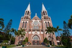 Saint Mary's Cathedral Royalty Free Stock Photos