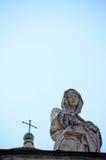 Saint Mary Royalty Free Stock Image