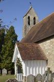 Saint Marys Church. Chidham. Sussex. England Stock Photos