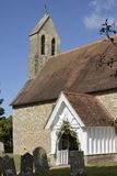 Saint Marys Church. Chidham. Sussex. England Royalty Free Stock Photography