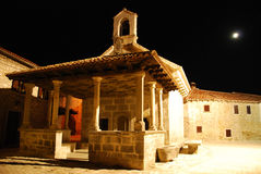 Saint Marys Church in Gracisce Royalty Free Stock Photo