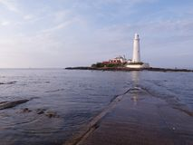 Saint Marys Island Stock Image