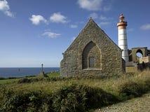 Free Saint Mathieu Lighthouse Stock Photos - 11633393