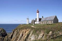 Free Saint Mathieu Lighthouse Stock Images - 25366754