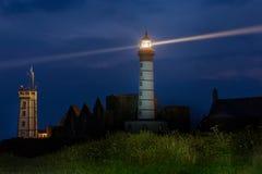 Saint Mathieu lighthouse Royalty Free Stock Image