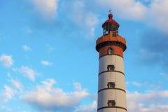 Saint-Mathieu Lighthouse Royalty Free Stock Photography