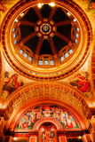 Saint Matthew Cathedral Dome Royalty Free Stock Photo