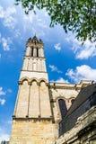 Saint Maurice Cathedral de irrita, França imagem de stock royalty free