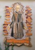 Saint Maximilian Kolbe Stock Photography
