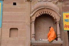 Meditation time at varanasi
