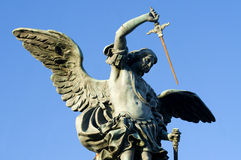 Saint Michael Images stock