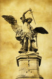 Saint Michael Image stock