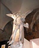 Saint Michael Imagem de Stock