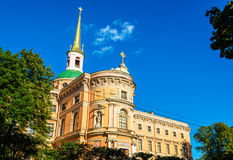 Saint Michael Castle in Saint Petersburg Stock Photography