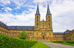 Saint Michael Church in Bamberg in Germany Royalty Free Stock Photos
