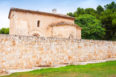 Saint Michael church in Calafell town, Spain Royalty Free Stock Image