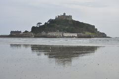 Saint Michael mount, Cornwall, England, UK Stock Photo