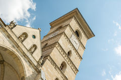 Saint Michael Roman Catholic Cathedral Stock Images
