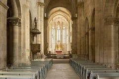 Saint Michael Roman Catholic Cathedral Inside Royalty Free Stock Photos