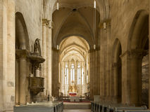 Saint Michael Roman Catholic Cathedral Inside Royalty Free Stock Photo