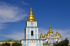Saint Michael's Golden-Domed Cathedral, Kyiv Royalty Free Stock Photos