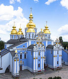 Saint Michael`s Golden-Domed Cathedral in Kyiv Royalty Free Stock Image