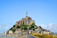Saint Michael's Mount, France Stock Photo