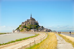 Saint Michael's Mount Royalty Free Stock Photography