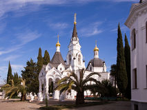 Saint Michael's Cathedral. Sochi. Russia Royalty Free Stock Photos