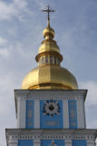 Saint Michaels Golden Domed Monastery Royalty Free Stock Images