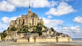 Saint Michel Imagen de archivo