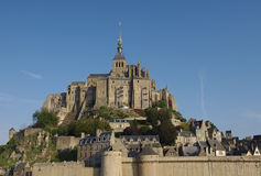 Saint Michel castle Royalty Free Stock Photography