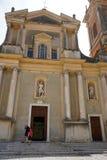 Saint-Michel church stock photos