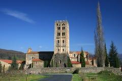 Saint Michel de Cuxa Royalty Free Stock Photo