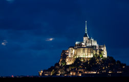 Saint Michel de Le Mont photos stock