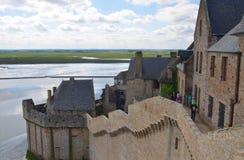 Saint Michel de Le Mont, France Photos libres de droits