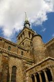 Saint Michel de Mont Imagenes de archivo