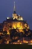Saint Michel de Mont Imagen de archivo libre de regalías