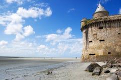 Saint Michel de Mont Imagem de Stock