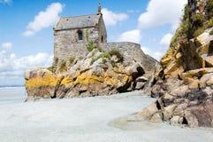 Saint Michel de Mont Foto de Stock Royalty Free