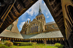 Saint Michel de Mont Fotos de archivo libres de regalías