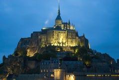 Saint-Michel de Mont Imagen de archivo libre de regalías