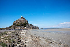 Saint Michel de Mont Fotografia de Stock Royalty Free