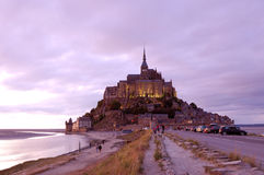 Saint Michel de Mont Photographie stock libre de droits