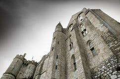 Saint Michel de Mont, France Image stock