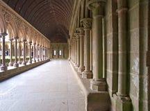 Saint Michel de Mont - Francia Foto de archivo