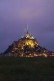 Saint Michel di Mont Fotografie Stock