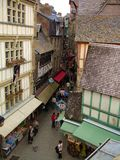 Saint Michel di Mont Fotografia Stock Libera da Diritti