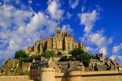 Saint Michel di Mont Immagini Stock